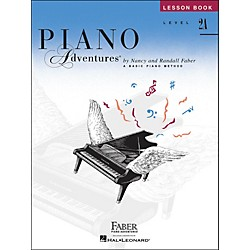 Faber Music Piano Adventures Lesson Book Level 2A (420174)