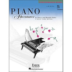 Faber Music Piano Adventures Performance Book Level 2A (420176)