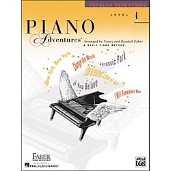Faber Music Piano Adventures Popular Repertoire Level 4 - Faber Piano (420244)
