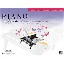 Faber Music Piano Adventures Popular Repertoire Primer - Faber Piano (420234)
