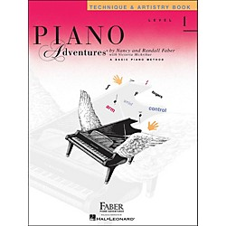 Faber Music Piano Adventures Technique & Artistry Book Level 1 (420190)