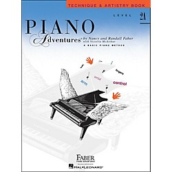 Faber Music Piano Adventures Technique & Artistry Book Level 2A (420191)