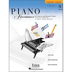 Faber Music Piano Adventures Theory Book Level 2A Basic Piano Method (420175)