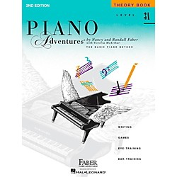 Faber Music Piano Adventures Theory Book Level 3A (420181)
