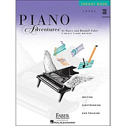 Faber Music Piano Adventures Theory Book Level 3B (420221)