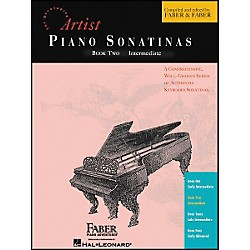 Faber Music Piano Sonatinas Book 2 Intermediate - Faber Piano (420200)
