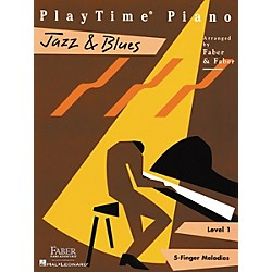 Faber Music Playtime Jazz & Blues L1 (420153)