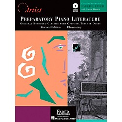 Faber Music Preparatory Piano Literature - Developing Artist Original Keyboard Classics Book/CD Faber Piano (420136)