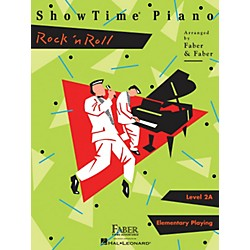 Faber Music Showtime Piano Rock 'N' Roll Faber Piano Adventures Series (420329)