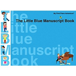 Faber Music The Little Blue Manuscript Book - Faber Piano Adventures (420331)