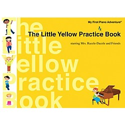 Faber Music The Little Yellow Practice Book Faber Piano Adventures (420330)
