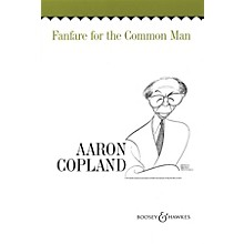 Boosey and Hawkes Fanfare for the Common Man (Brass Ensemble) Boosey & Hawkes Chamber Music Series by Aaron Copland