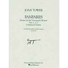 Associated Fanfares (Full Score) Full Score Series by Joan Tower Edited by Daniel Forlano