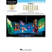 Hal Leonard Fantasia 2000 For Trombone - Instrumental Play-Along Book/CD