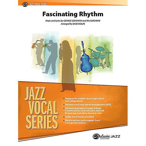 Alfred Fascinating Rhythm Jazz Band Grade 3.5 Set-thumbnail