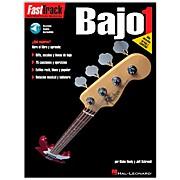Hal Leonard Fast Track Method Bajo 1 Spanish Edition (Book/CD)