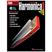 Hal Leonard FastTrack Harmonica Method Book/CD