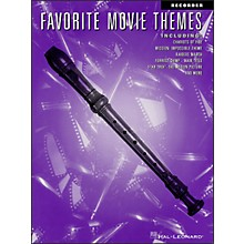 Hal Leonard Favorite Movie Themes for Recorder