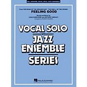 Hal Leonard Feeling Good - Vocal Solo Jazz Ensemble Series Level 4