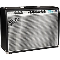 Fender '68 Custom Vibrolux Reverb Guitar Combo Amplifier (2275000000)