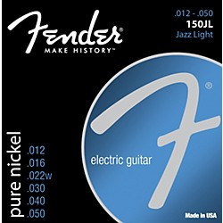 Fender 150JL Original Pure Nickel Electric Strings Heavy (0730150410)