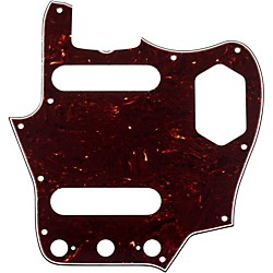 Fender 65 Jaguar Pickguard, 4-Ply, Brown Shell (009-4464-049_144654)