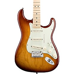 Fender American Deluxe Stratocaster Ash Electric Guitar (0119302752)
