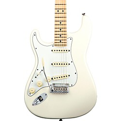 Fender American Standard Stratocaster Left-Handed Electric Guitar with Maple Fretboard (0113022705)