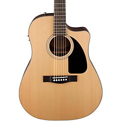 Fender CD100 CE Acoustic Electric Cutaway Guitar (0961532021)