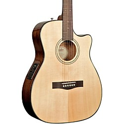 Fender CF-140SCE Folk Acoustic-Electric Guitar (0961461021)