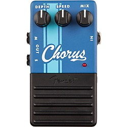 Fender Chorus Guitar Effects Pedal (023-4503-000_135209)
