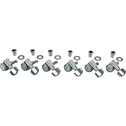 Fender Deluxe Locking Machine Heads (099-0818-100)