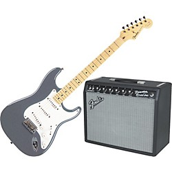 Fender Eric Clapton Stratocaster Electric Guitar and 65 Princeton Amp Package (KIT-582820)