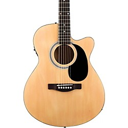 Fender FA135CE Concert Acoustic-Electric Guitar (0950811021)