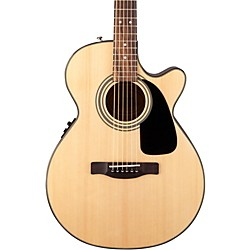 Fender GC-140SCE Grand Concert Acoustic-Electric Cutaway Guitar (096 0706 021)