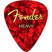 Fender Fender Heavy Pick Mousepad Red