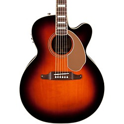 Fender Kingman SCE Jumbo Acoustic-Electric Guitar (0968621032)