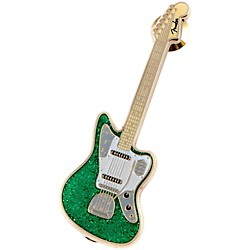 Fender Lapel Pin Jaguar Guitar (9100206000)