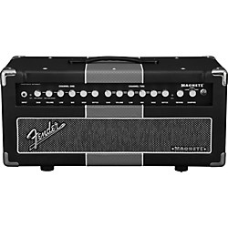 Fender Machete 50 50W Tube Guitar Amp Head (2164000000)