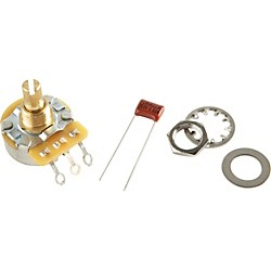 Fender No-Load 250K Split Shaft CTS Potentiomenter (099-0832-000)