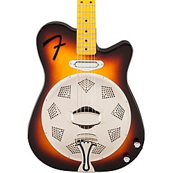 Fender Reso-Tele Acoustic-Electric Resonator Guitar (0955010000)