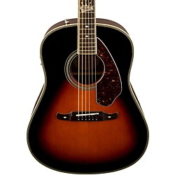 Fender Ron Emory Loyalty Slope Shoulder Acoustic-Electric Guitar (0968550998)
