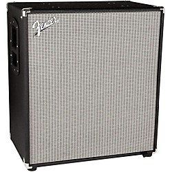 Fender Rumble V3 1000w 4x10 Bass Speaker Cabinet (2270900000)