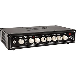 Fender Rumble V3 500w Bass Amp Head (2370800000)