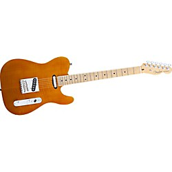 Fender Select Flame Maple Carved Top Telecaster Electric Guitar (0170305720)