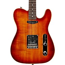 Fender Select Koa Top Telecaster Electric Guitar (0170304750)