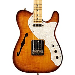 Fender Select Thinline Telecaster Electric Guitar (0170317833)
