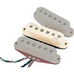 Fender Single N3 Noiseless Strat Middle Pickup (099-3115-002)