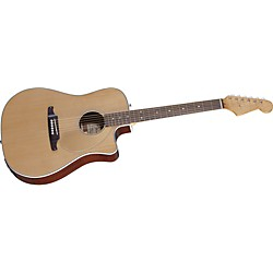 Fender Sonoran Acoustic-Electric Thinline Guitar (0968609021)