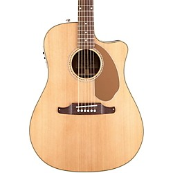 Fender Sonoran SCE Wildwood IV Acoustic-Electric Guitar (USED004000 0968620021)